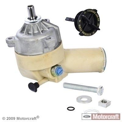 Motorcraft STP55RM Remanufactured Power Steering Pump ()