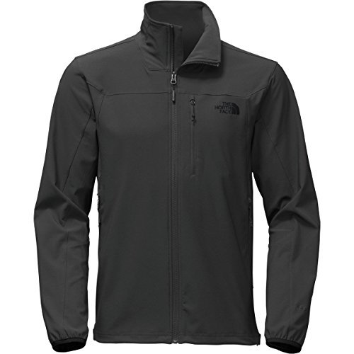 The North Face Men's Apex Nimble Jacket Asphalt Grey - L by The North Face