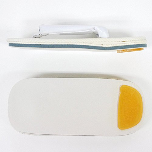 Pictures of KYOETSU Boy's Japanese Setta Sandals White ( 2010203 3