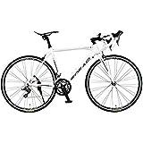 SPEAR(スペア)ロードバイク 700c アルミフレーム シマノ 16段変速 SPR-7016 Claris(クラリス)初心者 適用身長 165cm以上 1年保証