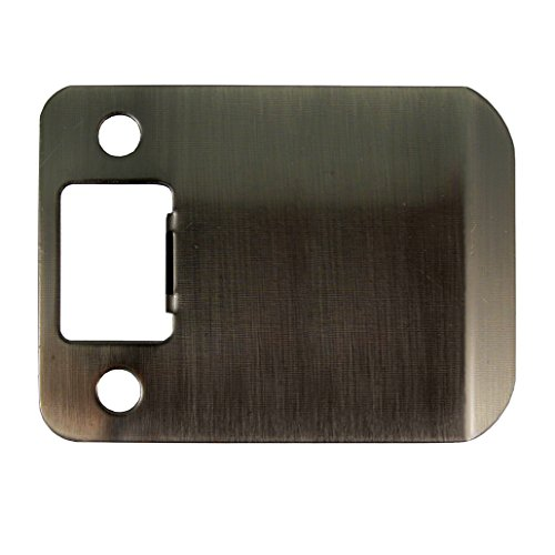 Stone Harbor Hardware 50125-5 Extended Lip Strike Plate with 2.5