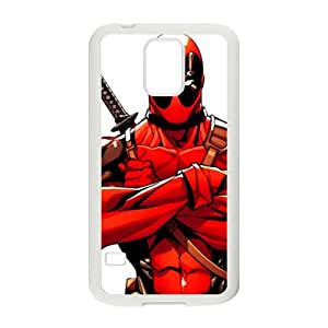 Red cloth warrior Cell Phone Case for Samsung Galaxy S5
