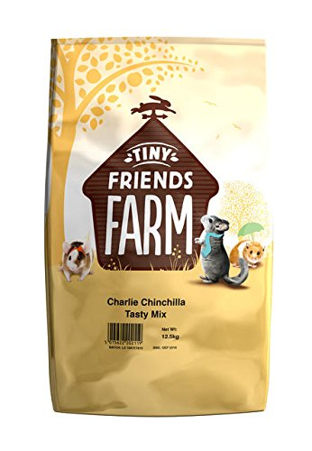 Supreme Petfoods Charlie Chinchilla Complete Tasty Mix 12.5kg by GroceryCentre (Image #1)
