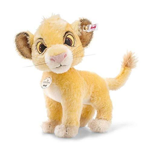 Steiff 355363 Disney Lion King Simba Mohair Limited Edition 24cm