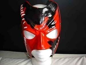 """Máscara de Kane Debut para Disfraz de Luchador de WWE del Equipo """"Hell No Flashback"""" - Nueva"""