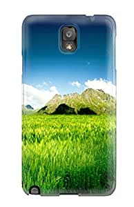 Ideal ZippyDoritEduard Case Cover For Galaxy Note 3(fresh Nature Landscape ), Protective Stylish Case