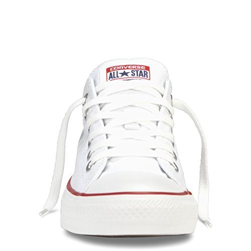 Converse Unisex Chuck Taylor All Star Ox Low Top Classic Optical White Sneakers - 6.5 B(M) US Women / 4.5 D(M) US Men by Converse (Image #2)