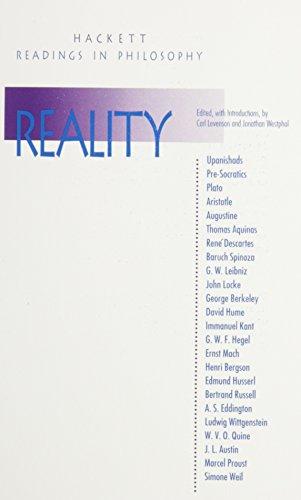 Reality (Readings in Philosophy)