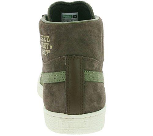 Puma - Zapatillas para hombre marrón marrón marrón
