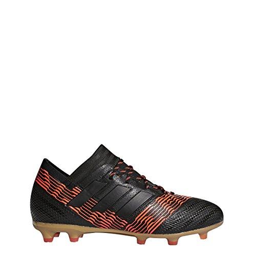 adidas Nemeziz 17.1 Youth FG Cleats [CBLACK] (5)