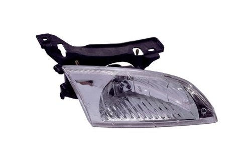 Chevy Cavalier Replacement Headlight Assembly - 1-Pair (Chevy Chevrolet Cavalier Headlight)