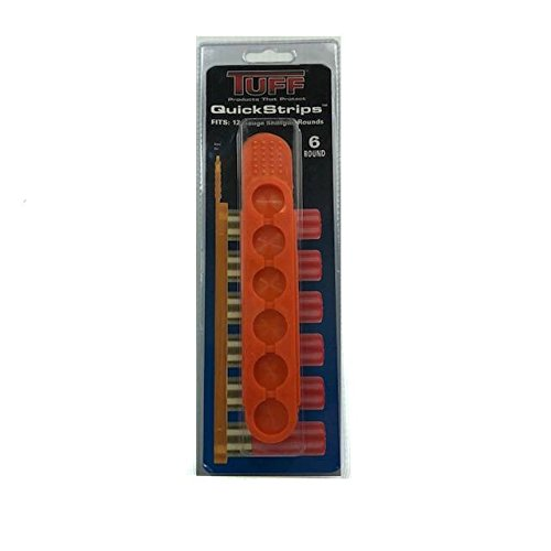 TUFF Products QuickStrip Reloading Strips Fits 12Guage Rounds by Quik2U