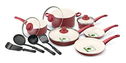all ceramic cookware - 9