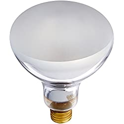 Exo Terra Solar-Glo High Intensity Self-Ballasted Uv/Heat Mercury Vapor Lamp, 125-Watt