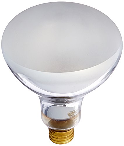 Exo Terra Solar-Glo High Intensity Self-Ballasted Uv/Heat Mercury Vapor Lamp, 125-Watt Glo Light