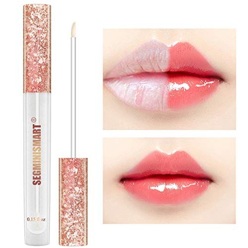 Lip Plumper,Lip Plumping Balm Lip Enhancer,Lip Care Serum Lip Mask for Increase Lip Elasticity, Reduce Fine Lines Lip Plump Gloss Enhancer Fuller & Hydrated Lips