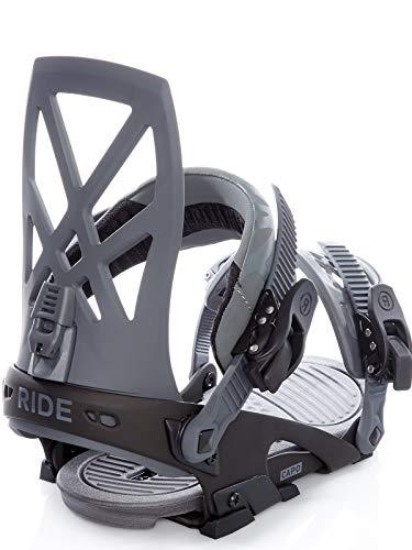 Snowboard Bindings Sand - Ride Capo 2019 Snowboard Binding - Men's Grey X-Large