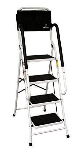 Allstar Innovations Simple Step 2 in 1 Step Stool and Lad...