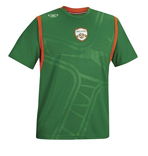Xara International Series Ireland Short Sleeve Jersey, Adult