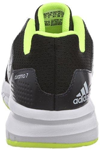 adidas PerformanceDuramo 7 - Zapatillas de Entrenamiento Niños-Niñas Negro (Negbas / Ftwbla / Amasol)