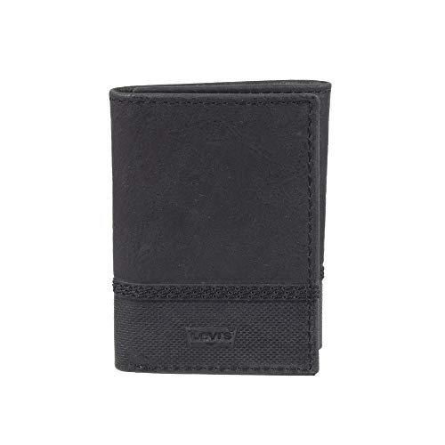 Levis  Mens  Rfid Security Blocking Trifold Wallet