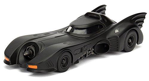 Batmobile Diecast Car (1989 Batman Batmobile 1/32 Diecast Model Car by Jada)