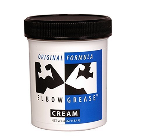 - Elbow Grease Premium Original Formula Oil Based Cream Lubricant : Size 4 Oz by Mestyle