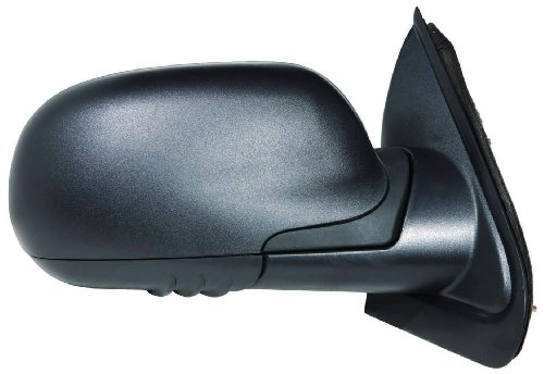 Depo 335-5410R3EFH Texture Black Passenger Side Power Heated Mirror