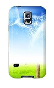 5453398K96383372 New Design Shatterproof Case For Galaxy S5 (a Dreamy World)