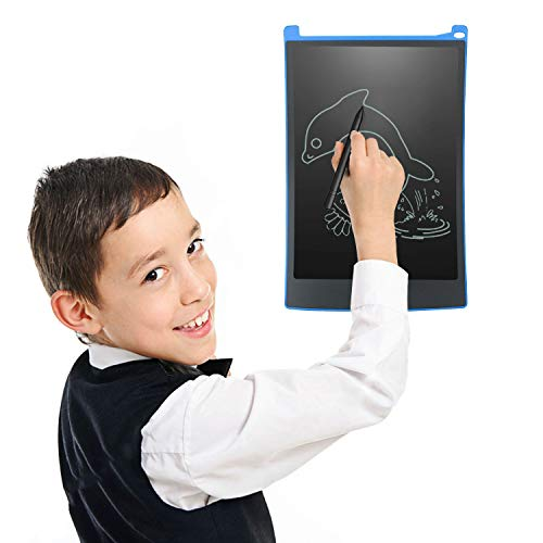 Dreamingbox Learning Gifts for 3-12 Year Old Boys, LCD Writing Tablet for Kids Toddler Teen 2019 New Gifts for 3-12 Year Old Girls Boys Girls Gifts Age 3-12 Blue TGUSXSXB02 (Best Tablet For 10 Year Old)