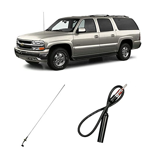 Fits Chevy Suburban 1999-2006 Factory OEM Replacement Radio Stereo Custom Antenna