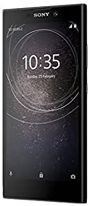 Sony Xperia L2 Factory Unlocked Phone - 5.5Inch Screen - 32GB - Black (U.S. Warranty)