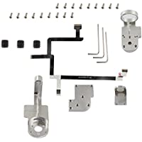 KingFurt Gimbal Repair Kit, Drone Gimbal Yaw and Roll Arm Repair Kit Part Screws Installer For DJI Phantom Standard