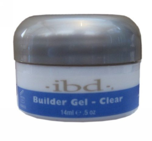 Tips Ibd Clear (Ibd building Uv gel clear 14g # 604000 by IBD)