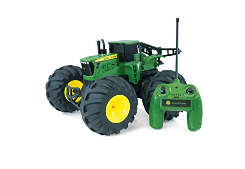 Monster Treads Remote Control Tractor