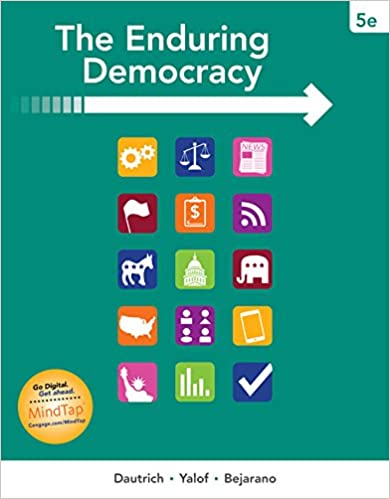 The Enduring Democracy - Kindle edition by Kenneth Dautrich ...
