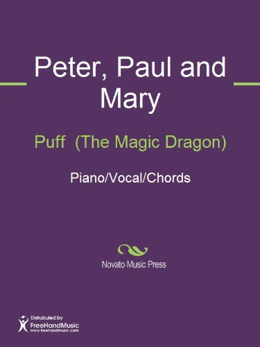 Puff (The Magic Dragon) - Kindle edition by Leonard Lipton, Leonard ...