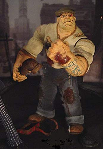 Gangster Guy (Gangsters Patrick O'Brian aka Iron O'Brian Action Figure)