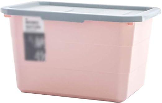 YANQ Caja de Almacenamiento Cubierta de plástico Cierre y ...