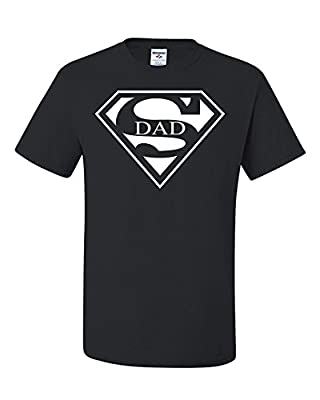 Super Dad Funny T-Shirt Father's Day Birthday Gift For Dad Husband Super Hero