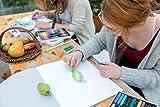 Talens Art Creation Sketchbook Red 12X12 cm, 140
