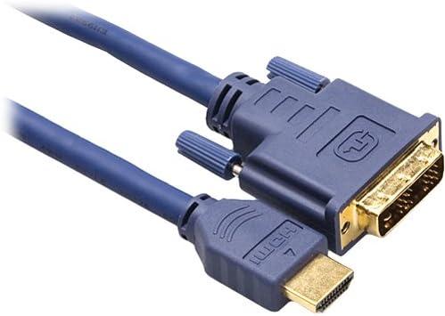 6 Feet, HDMI A - HDMI D VividAV Digital Cables