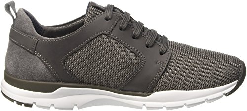 U Anthracitec9004 B Geox Herren Calar Low Top Grau Fx445nPBq