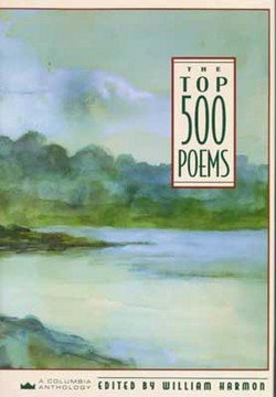 William Harmon: The Top 500 Poems (Hardcover); 1992 Edition