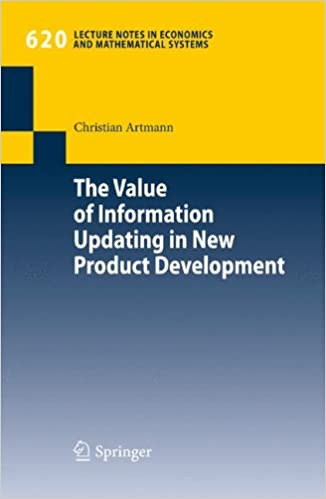 Book The Value of Information Updating in New Product Development (Lecture Notes in Economics and Mathematical Systems)