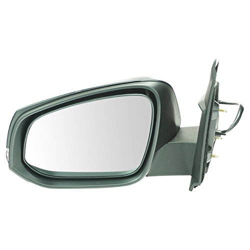 Exterior Mirror LH Driver Side Power heated w/Turn Signal for Toyota Tacoma ()