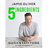 Jamie Oliver 5 Ingredients Book - Quick & Easy Food