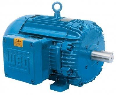 WEG Electric, 01012XT3E256T, 10HP, 1200RPM, 3PH, 208V;230V;460V, 256T Frame, Standard Flange, Foot Mount, TEFC, Explosion Proof Motor.