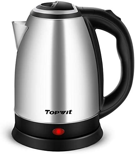 Topwit Electric Kettle Hot Water Kettle,