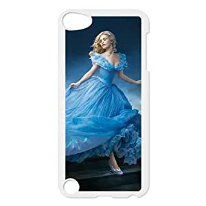 iPod Touch 5 Phone Case White Cinderella ZHC2677581